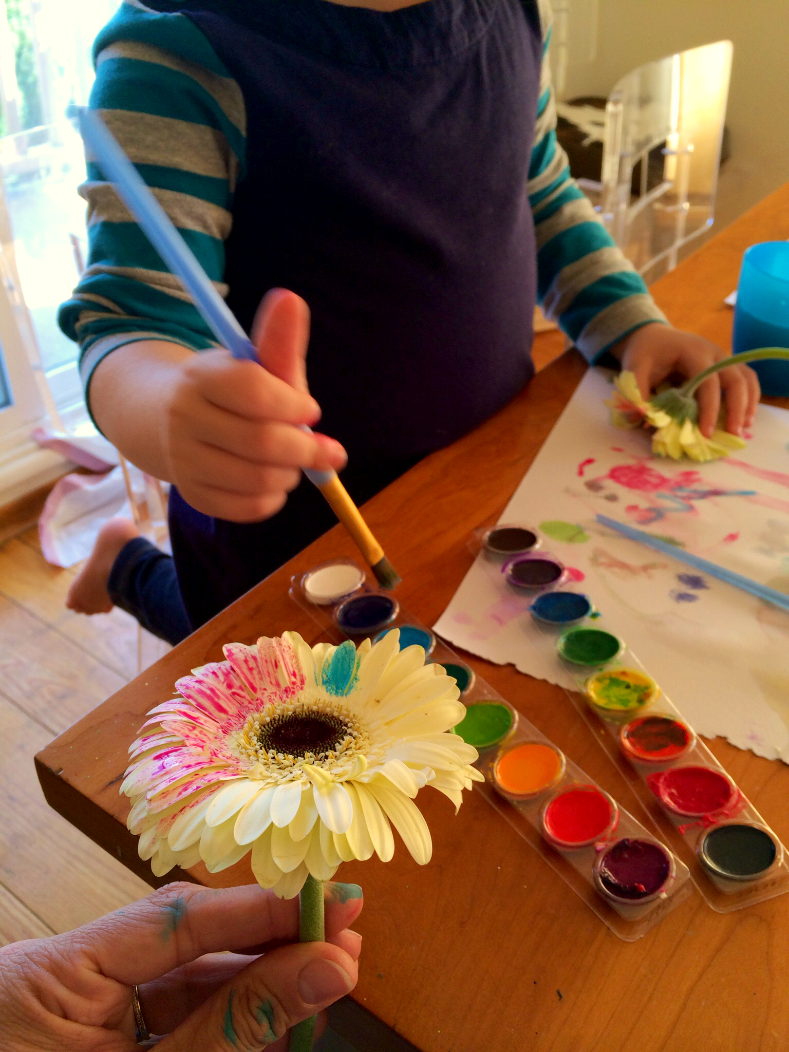vivy painting flower