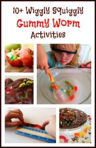 10+ wiggly squiggly gummy worm activities left brain craft brain large