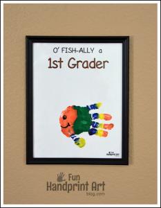 O-FISH-ally-a-1st-Grader-Handprint-FIsh-Keepsake