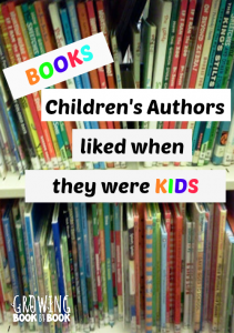 books-childrens-authors-liked-as-kids