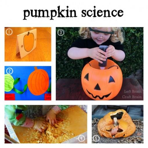 Pumpkin Science Left Brain Craft Brain