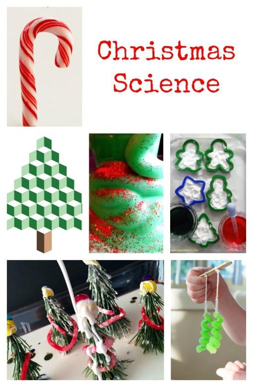 Christmas Science Left Brain Craft Brain