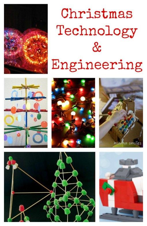 Christmas Technology Engineering Left Brain Craft Brain