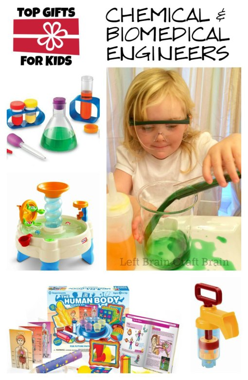 Top Gifts for Young Chemical Biomedical Engineers Left Brain Craft Brain
