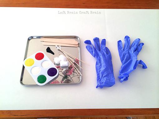 Paint Doctor Supplies Left Brain Craft Brain