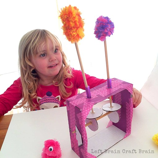 Playing Kinetic Sculpture Left Brain Craft Brain