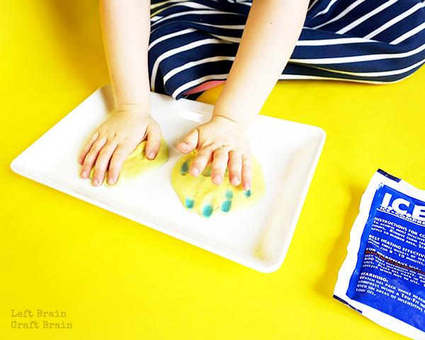 Cold Slime Handprints Left Brain Craft Brain 3
