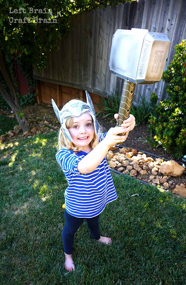 Smiling Hammer Left Brain Craft Brain