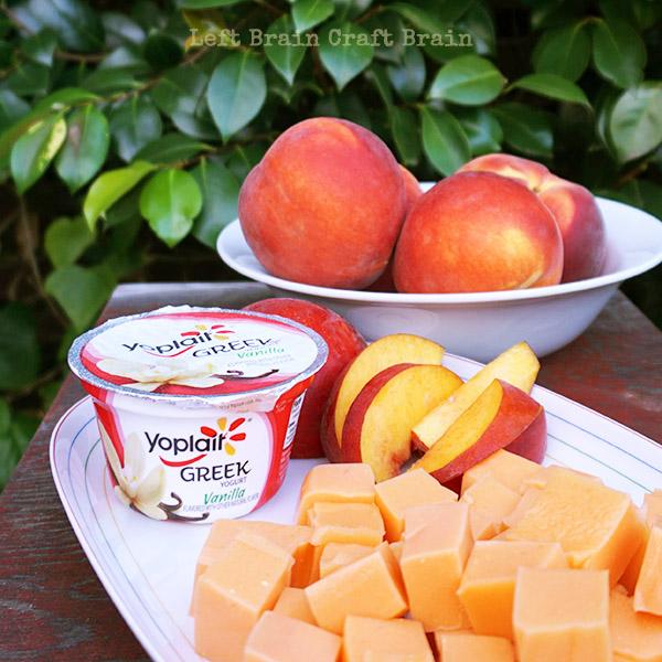 Peaches and Cream Gummies Yoplait Closeup final