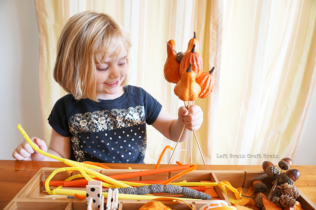 Pumpkin-Bouquet-Left-Brain-Craft-Brain