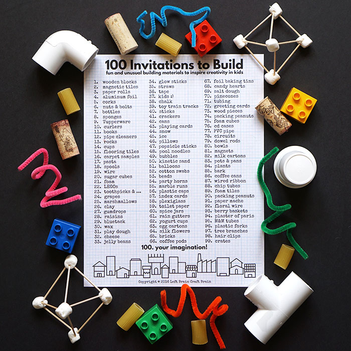 100 invitations to buil