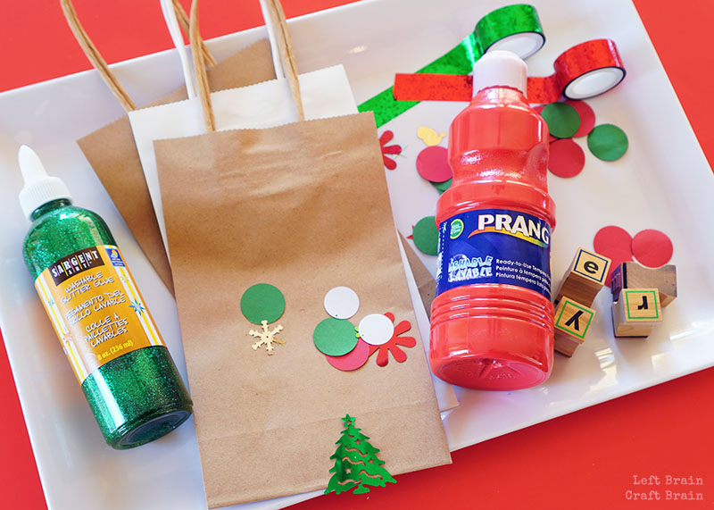 kid-made-holiday-gift-bags-supplies