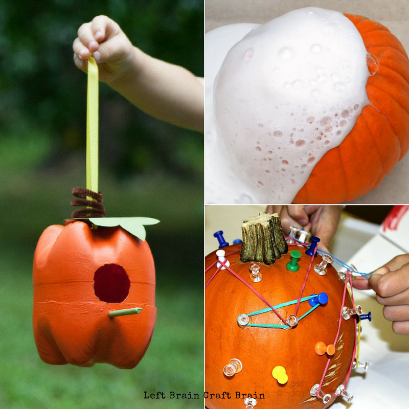 Pumpkin STEAM Activities for Kids