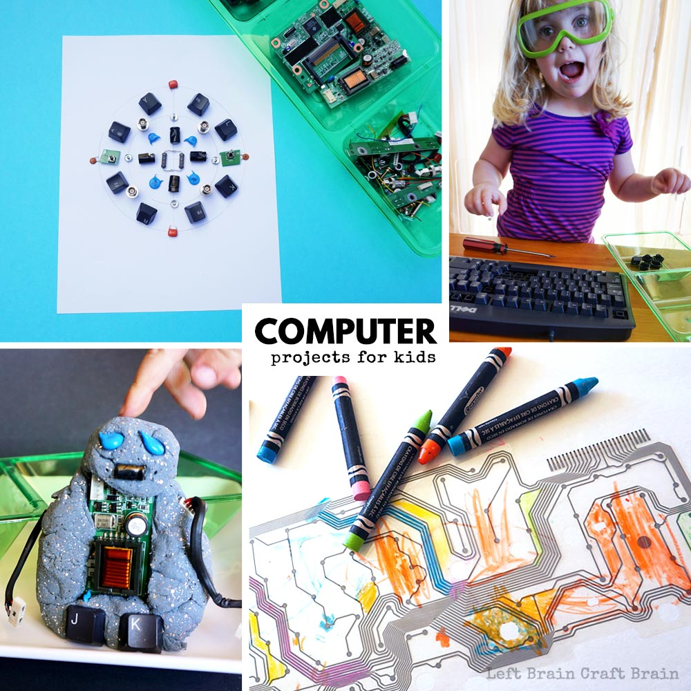 activities that teach kids about computers