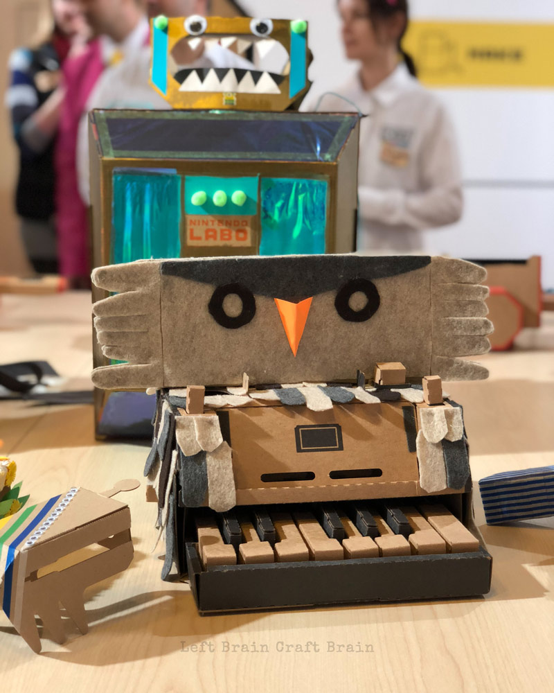 Nintendo Labo is gaming for maker kids and maker families. It adds the joy of construction to the Nintendo Switch to make a totally entertaining game.