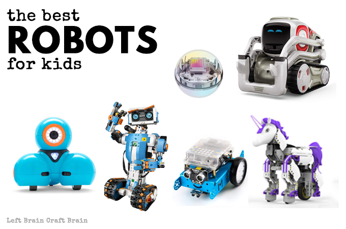 the best robots for kids