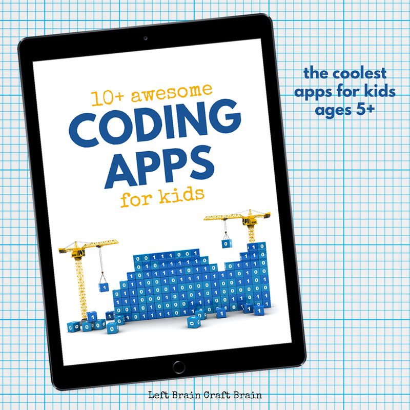You will love these awesome coding apps for kids. They incorporate valuable programming skills, problem solving, and an introduction to computer science. Kids will learn to code while having fun playing video games!