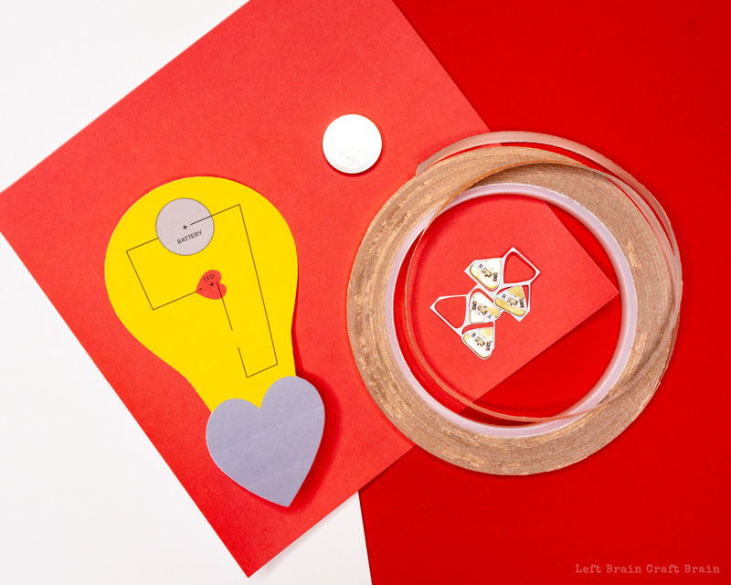 paper circuit supplies