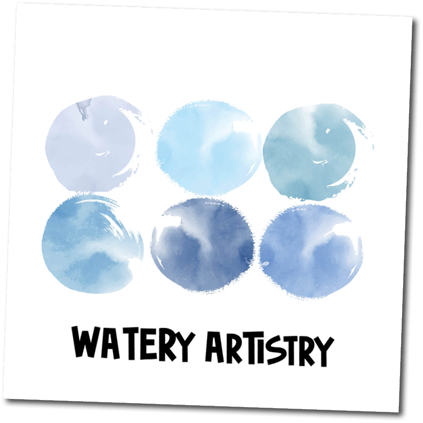 water artistry theme