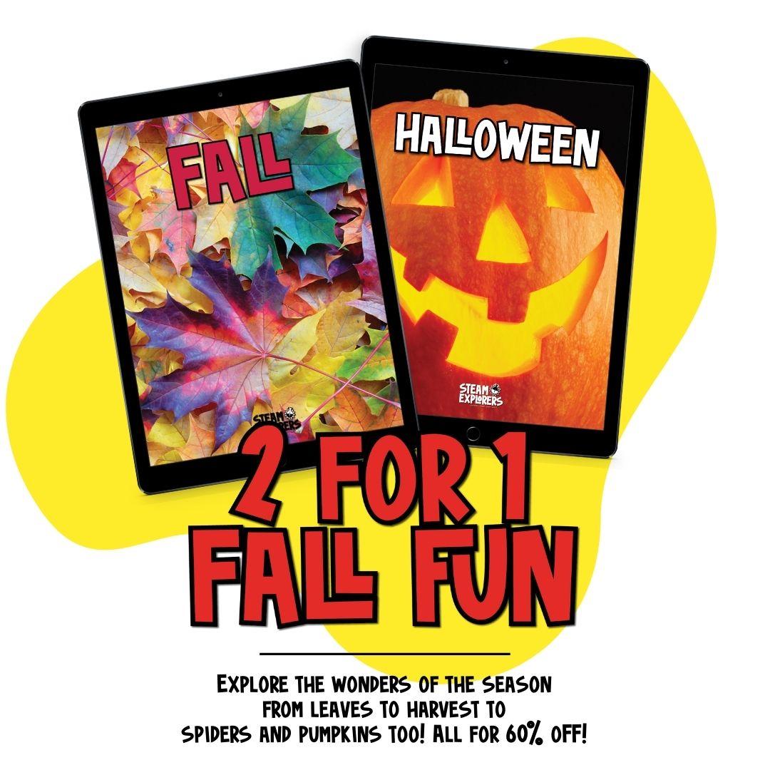 2 for 1 fall fun v3